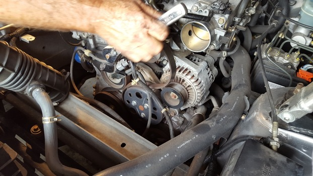 Image 6143 from Replace the Alternator on a Honda S2000