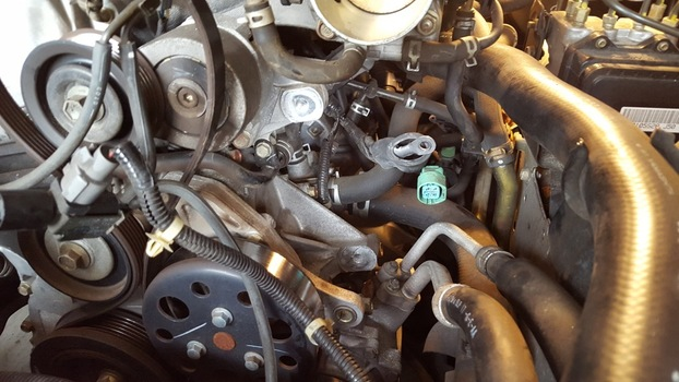 Image 6140 from Replace the Alternator on a Honda S2000