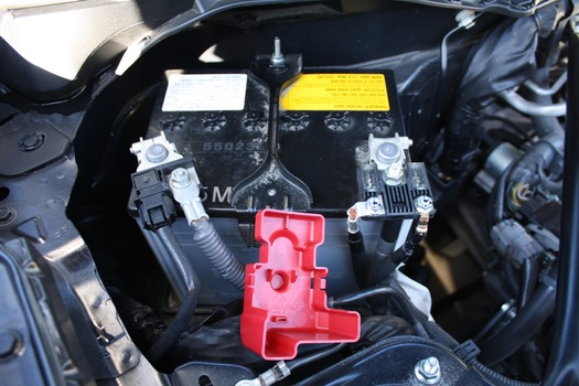 Image 6361 from Change the Battery on a Scion FR-S & Subaru BRZ
