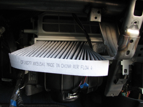 Image 6435 from Replace the Cabin Filter on a 2005 Subaru Impreza WRX STI