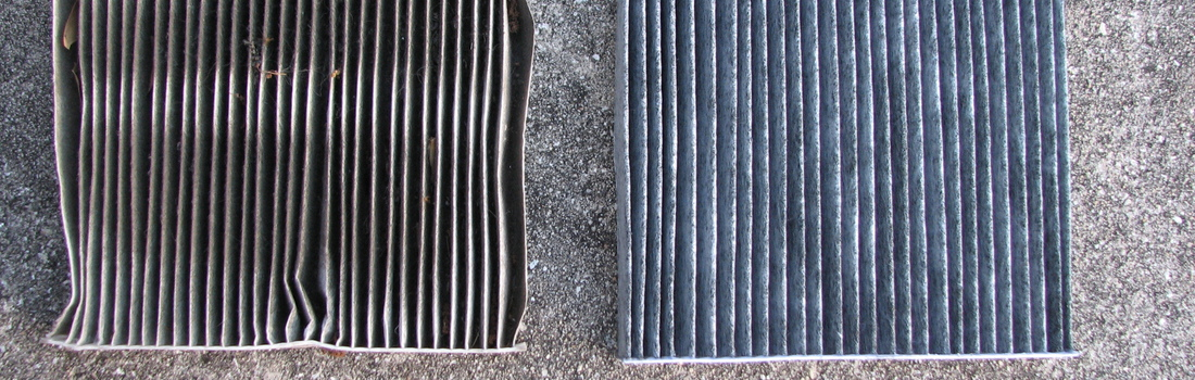 Replace the Cabin Filter