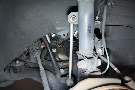 Image 6544 from Replace  Struts on a 2000-2007 Toyota Highlander
