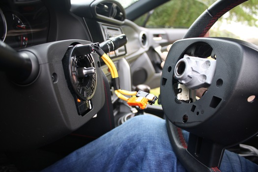 Image 6689 from Remove the Steering Wheel on a Scion FR-S & Subaru BRZ (GT-86)
