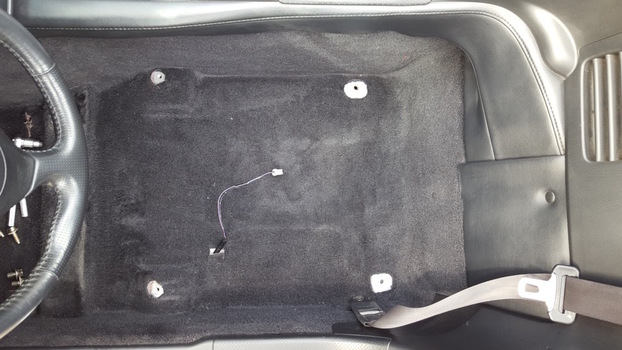 Image 6737 from Lower the Driver Seat with a Backyard Special Lower Seat Rail on a Honda S2000
