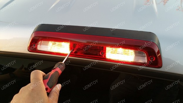 Image 6780 from Install the iJDMTOY LED Clearance Lights on a Toyota Tundra