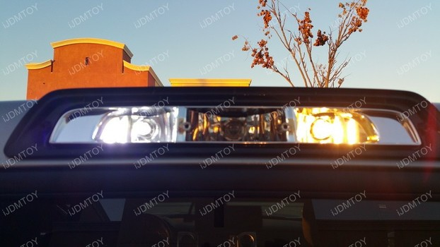 Image 6782 from Install the iJDMTOY LED Clearance Lights on a Toyota Tundra