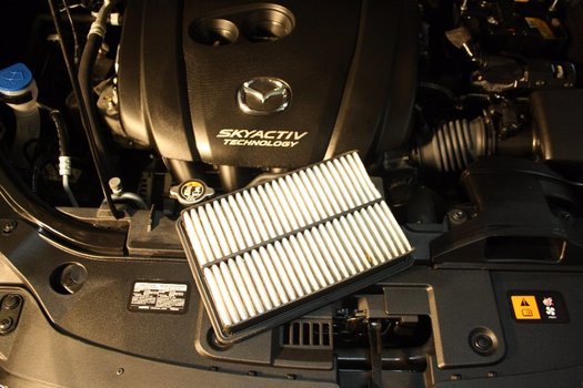 Image 6897 from Change the Engine Air Filter on a Mazda CX-5