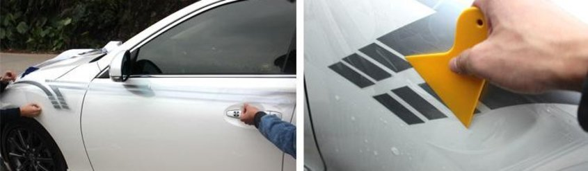 Image 6995 from Install the iJDMTOY Shark Decal on a Any Car
