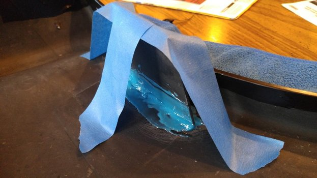 Repair the Broken Plastic Cladding Tabs on a GMC Syclone & Typhoon