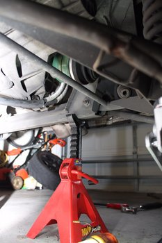 Image 7127 from Install the Sector111 DSbrace Rear Toe Links on a Lotus Elise & Exige