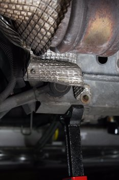 Image 7129 from Install the Sector111 DSbrace Rear Toe Links on a Lotus Elise & Exige