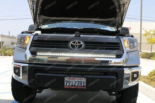Image 7193 from Install the iJDMTOY Truck Lights on a Toyota Tundra