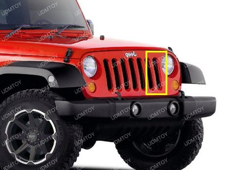 Image 7228 from Install the iJDMTOY LED Light Bar on a Jeep Wrangler