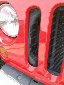 Image 7230 from Install the iJDMTOY LED Light Bar on a Jeep Wrangler