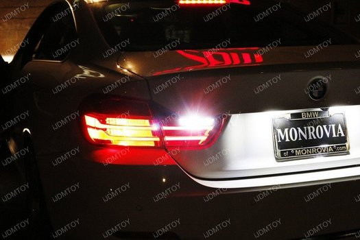 Image 7244 from Install the iJDMTOY LED Reverse Lights on a BMW 4 Series