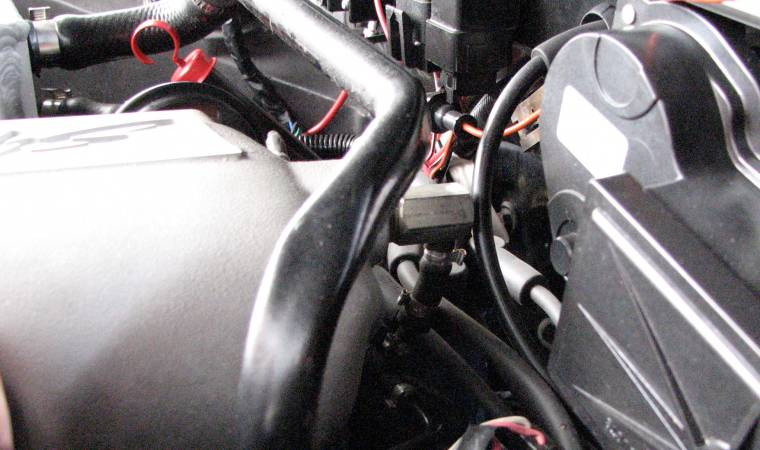 Image 2079 from Replacing Vacuum Hoses on a GMC Syclone