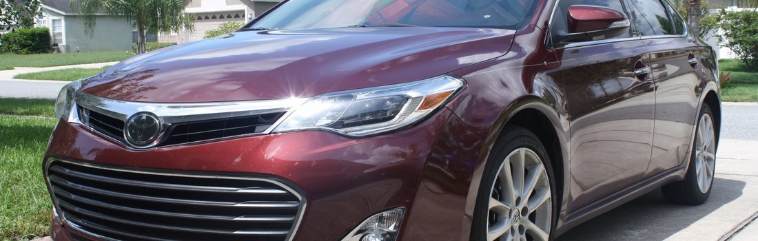 Change the Oil on a 2012-2017 Toyota Avalon