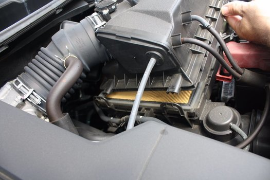 Image 7294 From Change The Engine Air Filter On A 2017 Toyota Avalon
