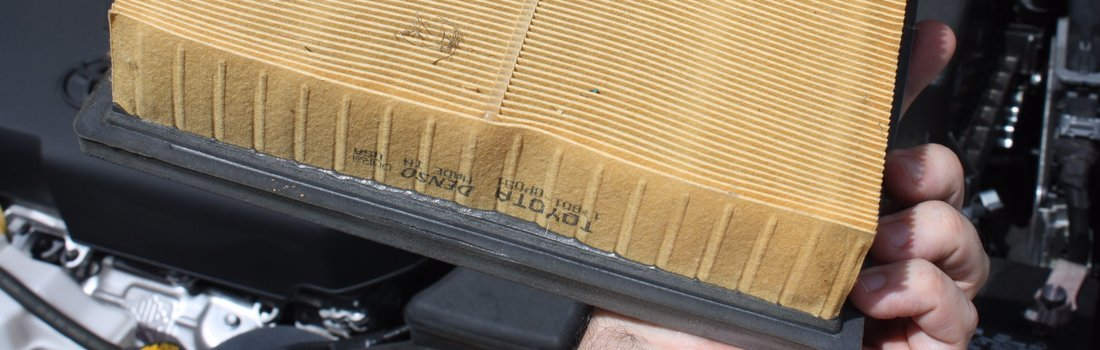 Change the Engine Air Filter