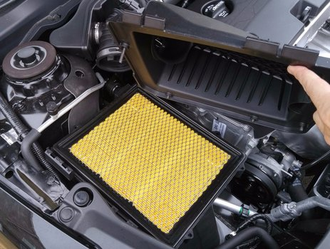 Image 7355 from Change the Engine Air Filter on a 2014-2017 Chevrolet Impala