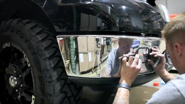 Image 7436 from Install the LED Pod Lights on a Off-Road Truck Jeep ATV 4WD 4x4 etc