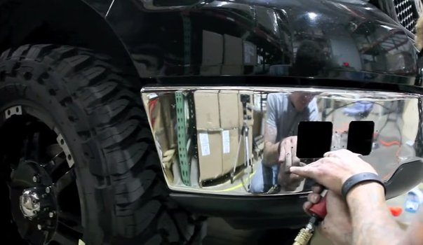 Image 7440 from Install the LED Pod Lights on a Off-Road Truck Jeep ATV 4WD 4x4 etc