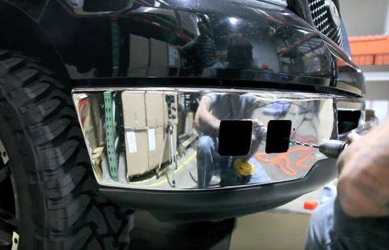 Image 7441 from Install the LED Pod Lights on a Off-Road Truck Jeep ATV 4WD 4x4 etc
