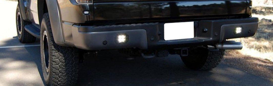 Install the LED Pod Lights