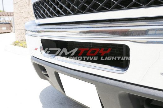 Image 7505 from Install the Lower Bumper LED Light Bar on a 2011-14 Silverado 2500HD 3500HD