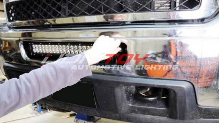 Colorful How To Install A Led Light Bar Composition