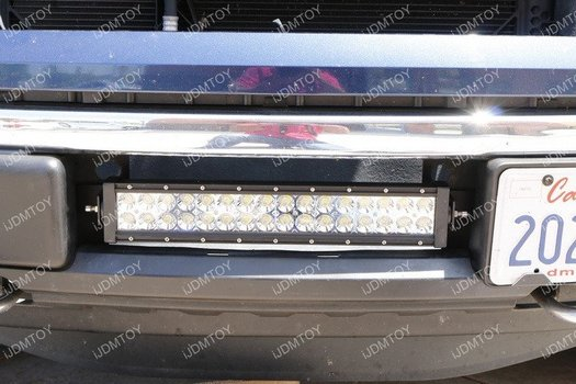 Image 7510 from Install the Lower Bumper LED Light Bar on a 2011-14 Silverado 2500HD 3500HD