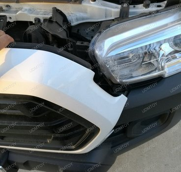 Image 7518 from Install the High Power LED Light Bar on a 2016-up Toyota Tacoma