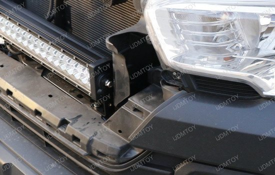 Install the high power led light bar on a 2016 up toyota tacoma image 7523 from install the high power led light bar on a 2016 up toyota aloadofball Images