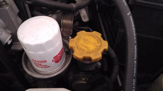Image 7758 from Change the Oil on a 2008-2013 Subaru Forester