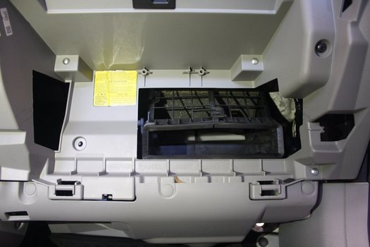 Image 7768 from Change the Cabin Air Filter on a 2008-2013 Subaru Forester