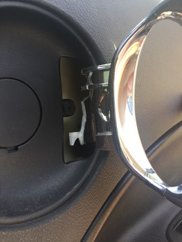 Image 7565 from Replace the Door Handle on a 2011 Chevrolet HHR