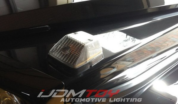 Image 7588 from Install the LED Turn Signal Lamps on a 1990-up Mercedes G-Class