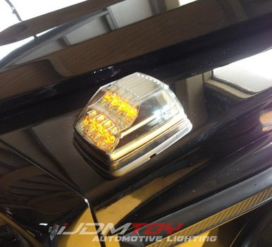 Image 7594 from Install the LED Turn Signal Lamps on a 1990-up Mercedes G-Class