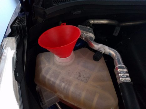Image 7683 from Check the Coolant Level on a 2014 Ford Fiesta ST
