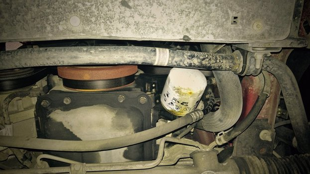 Image 7698 from Change the Oil on a 2005-2009 Ford Mustang GT