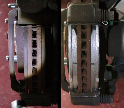 Image 7742 from Change the Front Brake Pads and Rotors on a 2003-2006 Kia Sorento