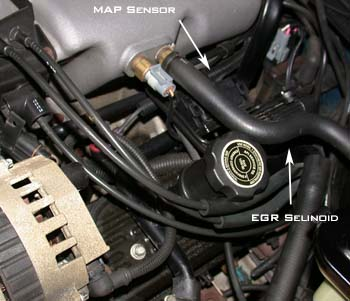Image 302 from Replacing  Metal Intercooler Lines on a GMC Syclone / Typhoon