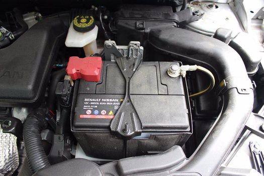 Image 7803 from Replace the Battery on a Nissan Rogue