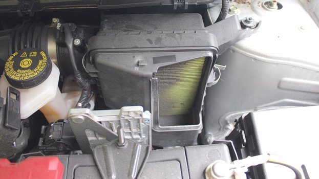 Image 7798 from Replace the Engine Air Filter on a 2014+ Nissan Rogue