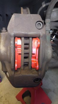Image 7833 from Replace the Front Brake Pads on a Lotus S2 Elise or Exige