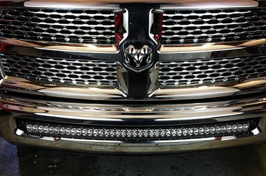 Image 7983 from Install the 40'' 240W LED Light Bar on a 2010-2017 Dodge RAM 2500 3500
