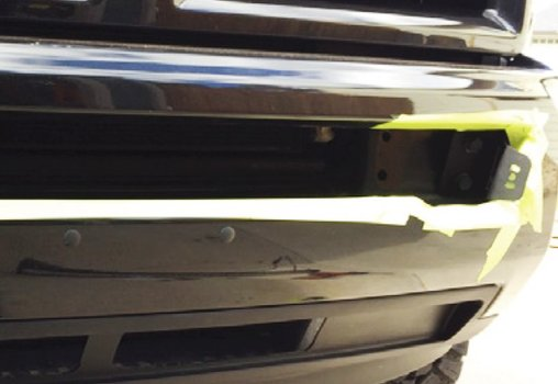 Image 7982 from Install the 40'' 240W LED Light Bar on a 2010-2017 Dodge RAM 2500 3500