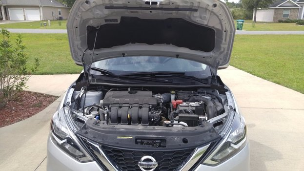 Image 7998 from Replace the Headlight Bulbs on a 2016-2018 Nissan Sentra