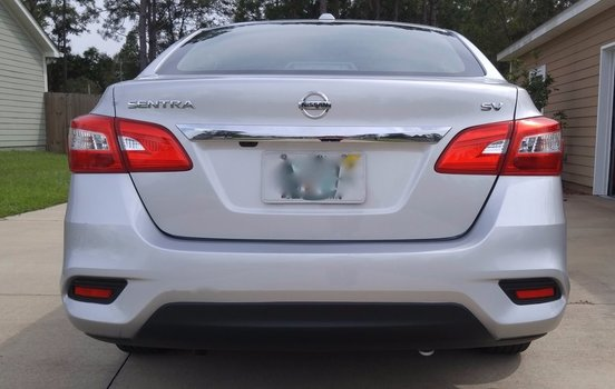 Image 8034 from Replace the Tail Lights and Blinkers on a 2016-2018 Nissan Sentra