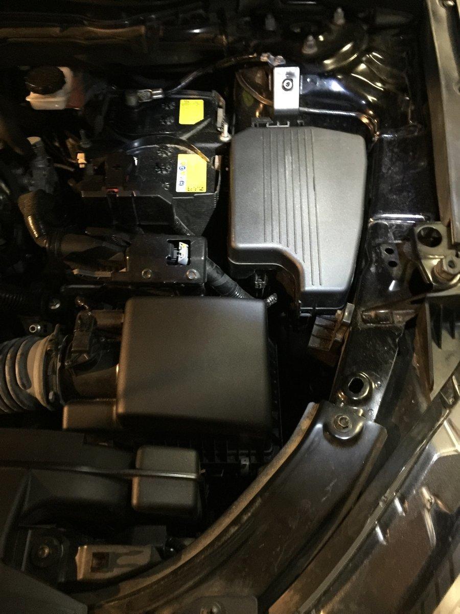 ... Mazda CX-5 · Engine Compartment Fuse Box